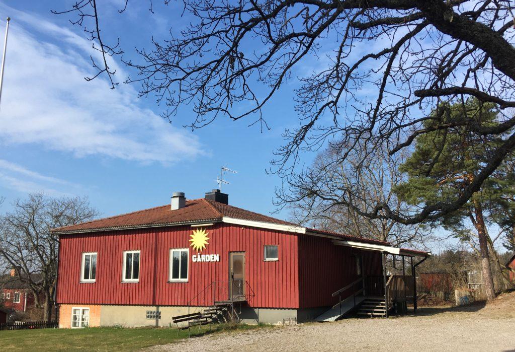 Hembygdsgården Solgården i Sanda, Strängnäs - hyra för fest, evenemang och möte.